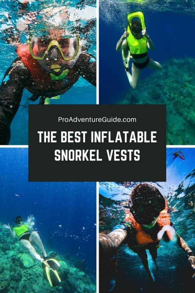 Best Snorkel Vest