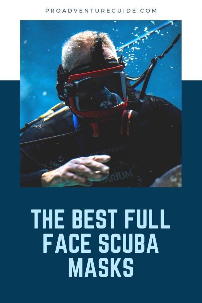 Best full face scuba mask