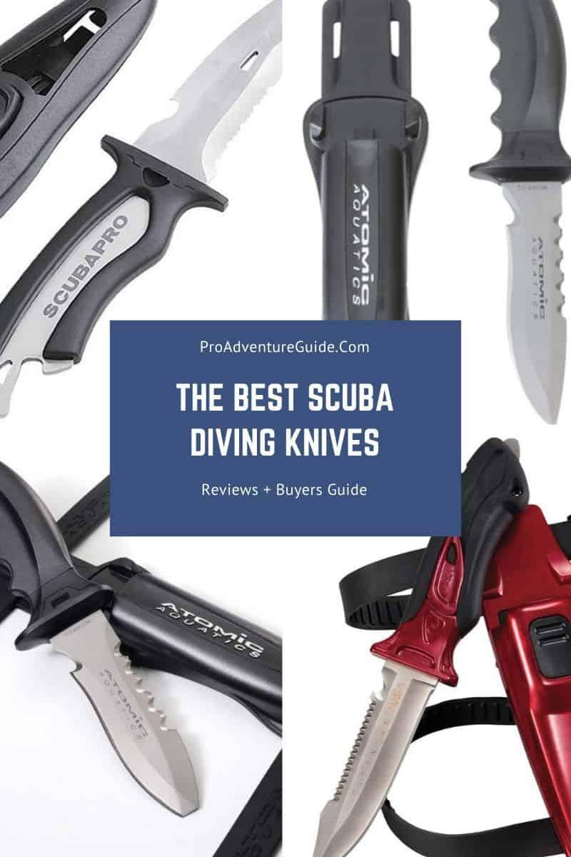 best dive knives