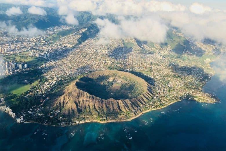 Diamond Head Crater Oahu