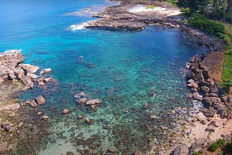 snorkeling at sharks cove hawaii