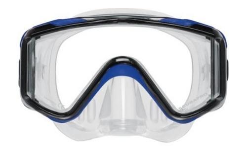 scubapro crystal vu scuba mask with purge