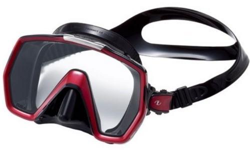 tusa freedom hd scuba dive mask