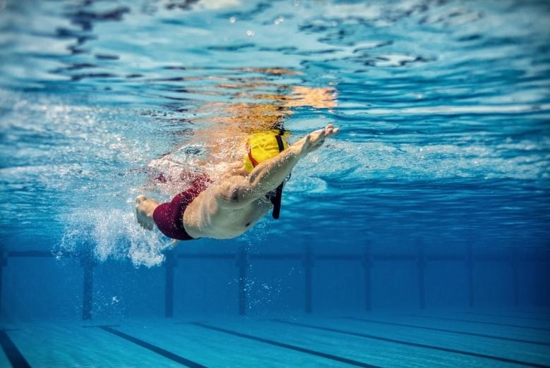 swimming snorkel