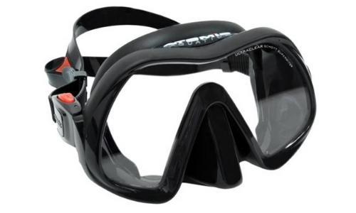 atomic venom frameless dive mask