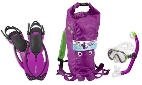 mares sea pals kids snorkeling set