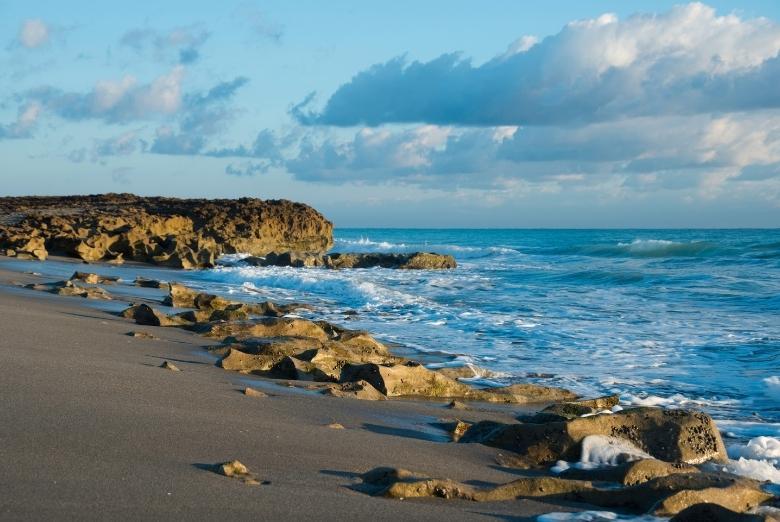 coral cove beach florida