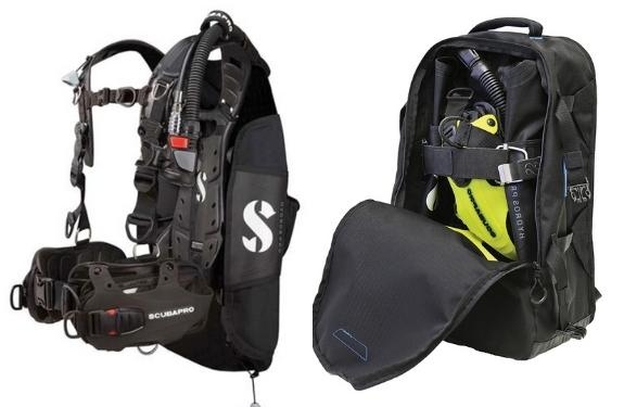 scubapro hydros best travel bcd