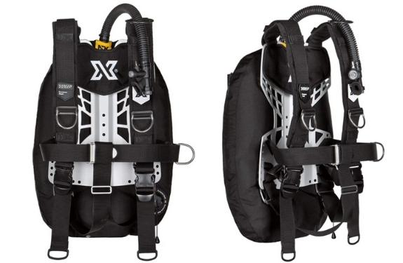 best backplate and wing bcd for travel use